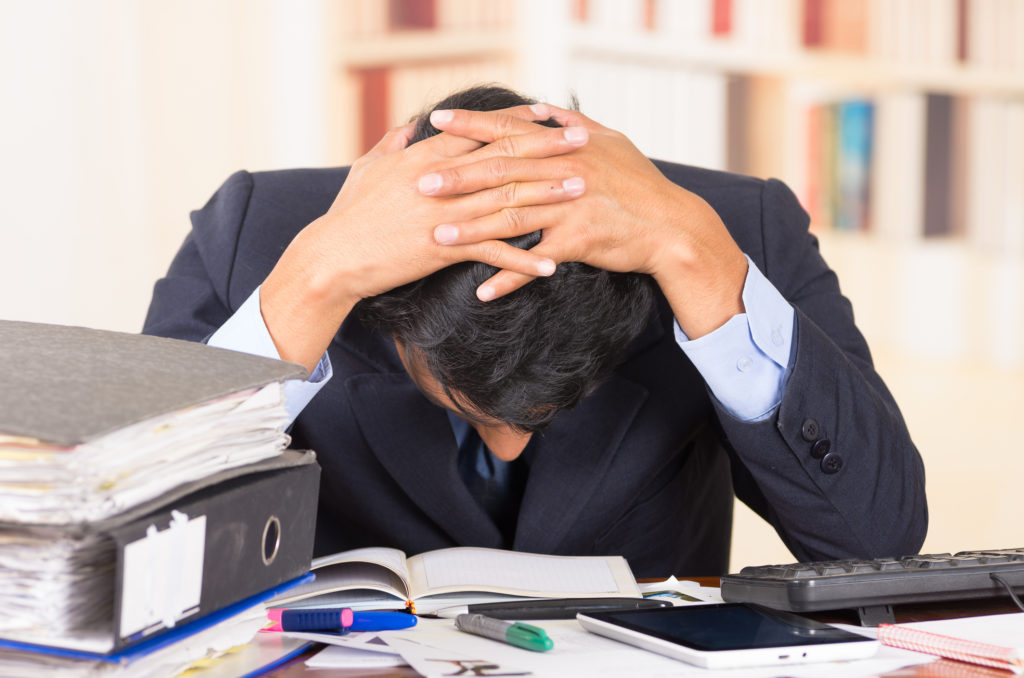 stress-in-workplace